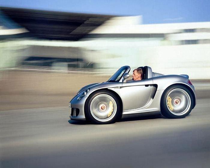 Мини-автомобили (18 фото)