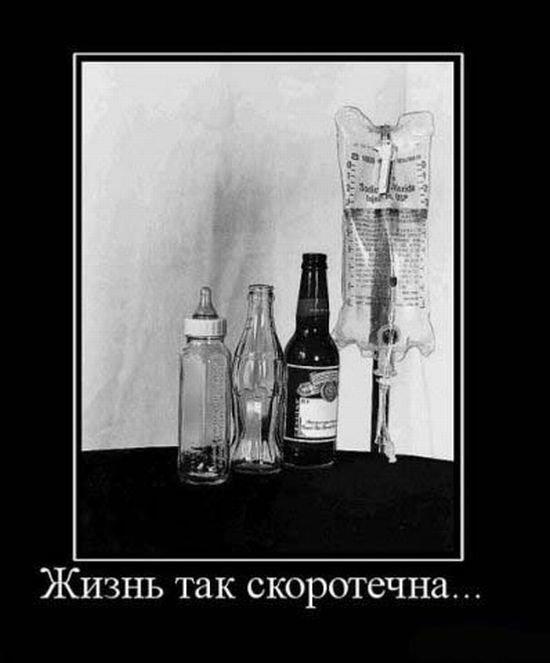 Подборка демотиваторов (138 фото)