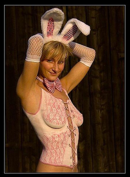 Пасхальные кролики (62 фото)
