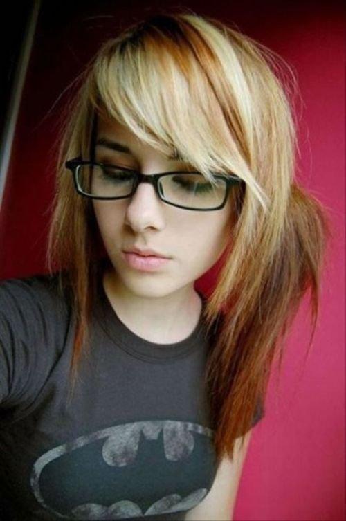 Девушки в очках (25 фото)