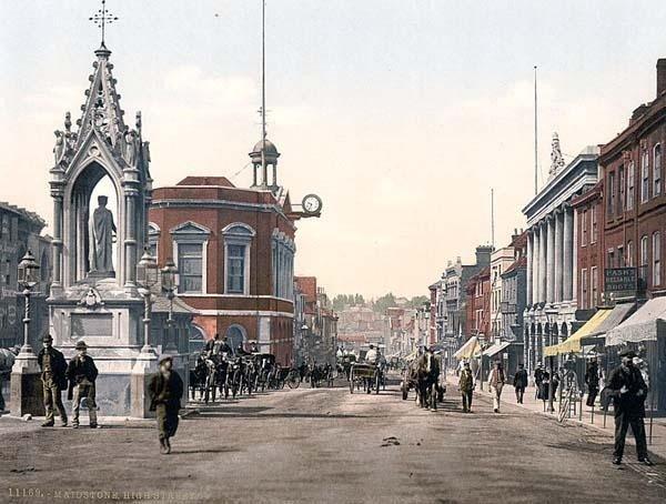 Англия 1890 года (63 фото)
