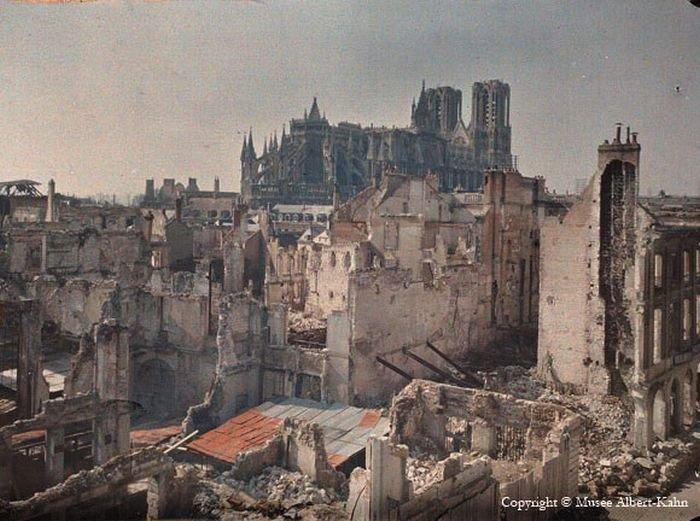 Цветные фотографии начала 20-го века (66 фото)