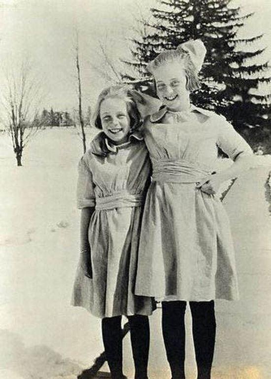 Старые фотографии знаменитостей (134 фото)