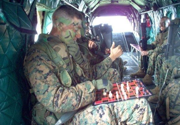 Подборка армейских приколов (84 фото)