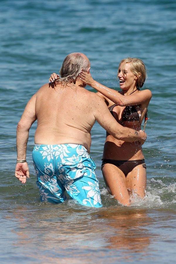 Фото толстые старики и девушки