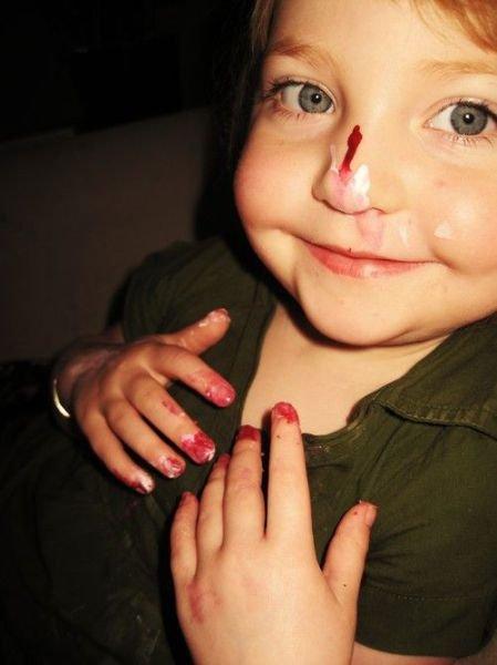 Дети пошалили (47 фото)