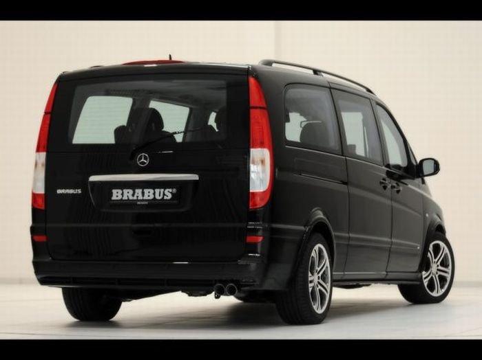 Brabus Mercedes-Benz Viano Lounge (18 фото)