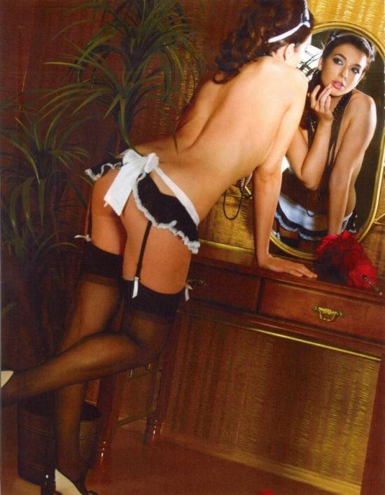 Татьяна Федоровская в журнале Playboy (7 фото)