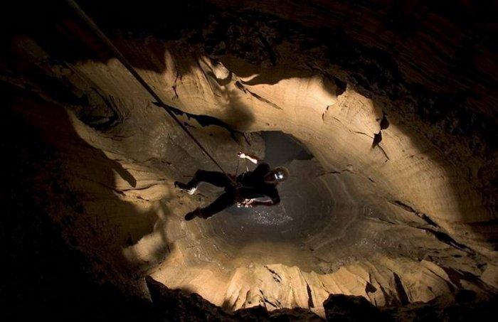 В глубь земли (40 фото)