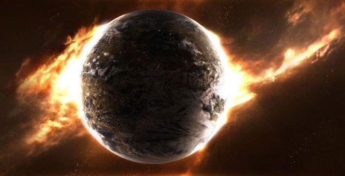 Красивые рисунки космоса (40 фото)