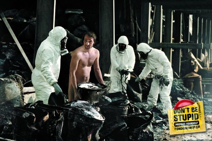 Реклама презервативов (86 фото)