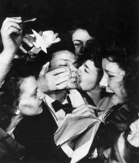 Редкие старые фотографии знаменитостей (113 фото)
