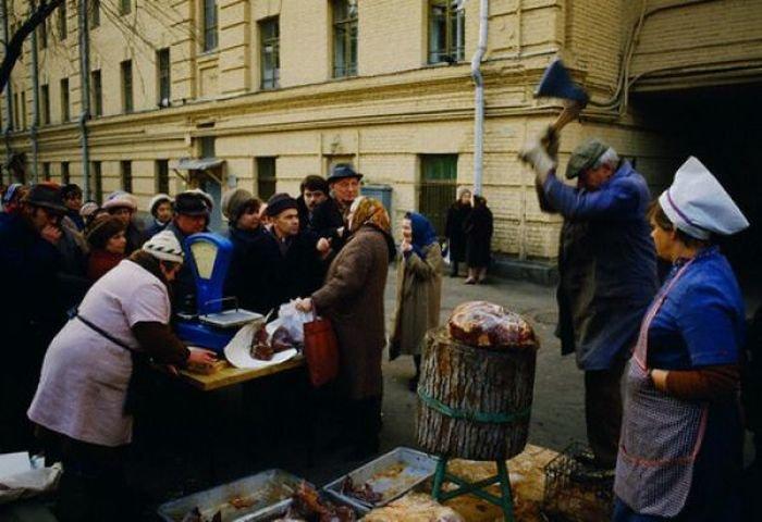 Фотографии времен СССР (124 фото)