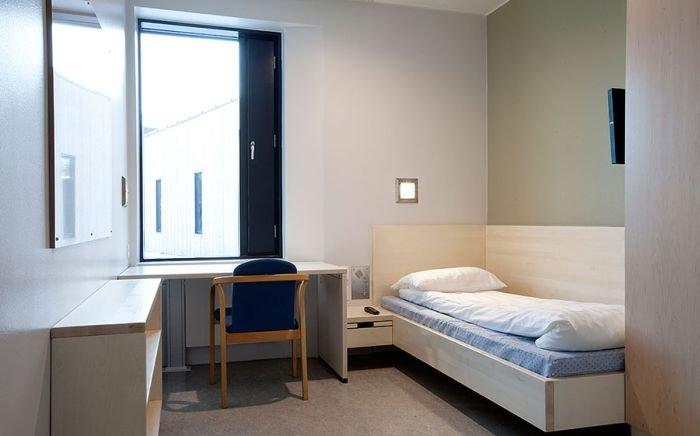 Тюрьма в Норвегии признана лучшей в мире (17 фото)