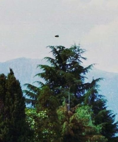 Фотографии НЛО (100 фото)