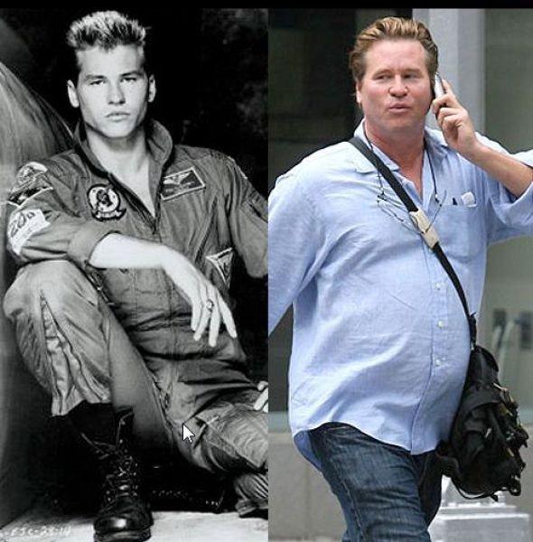 Потолстевшие знаменитости (21 фото)