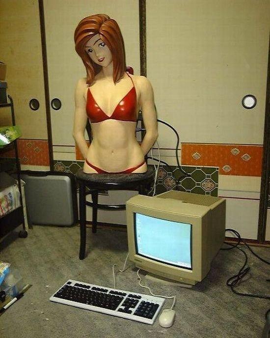 Самый необычный компьютерный корпус (19 фото)