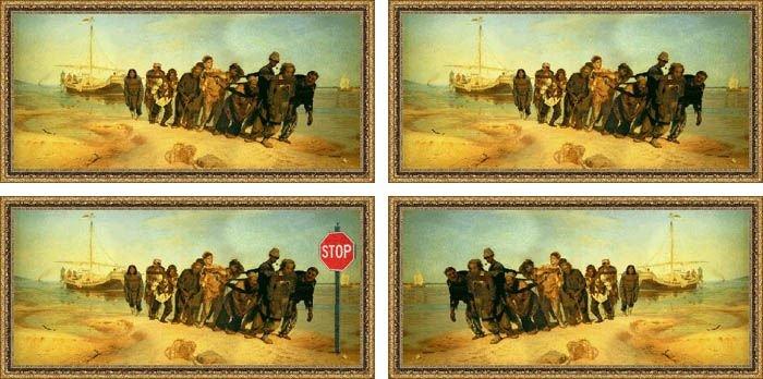Истории известных картин (11 фото)