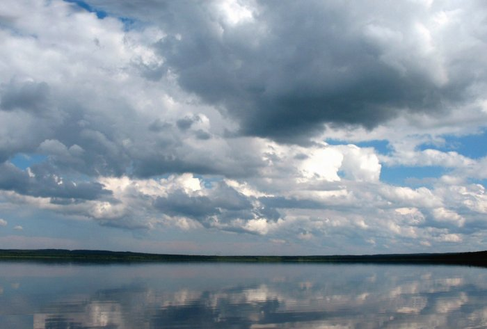 Русские пейзажи (20 фото)