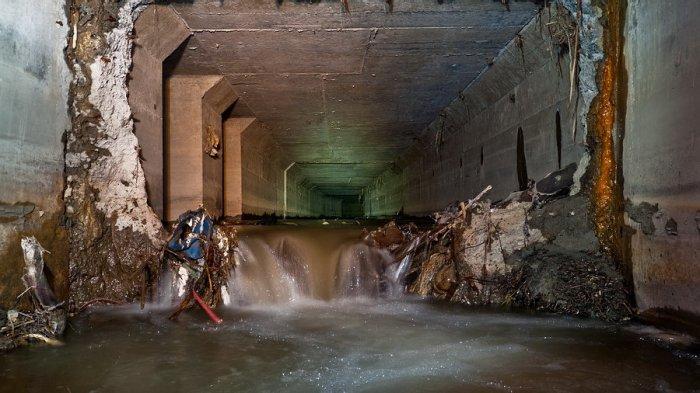 Подземные реки Новосибирска (33 фото)