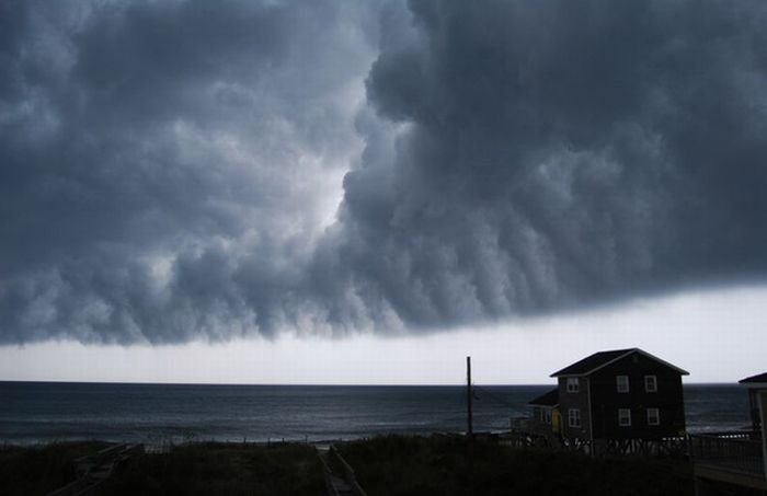 Необычные облака (11 фото)