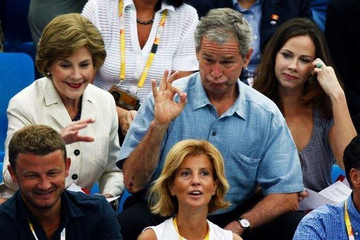 Дядюшка Буш мл.