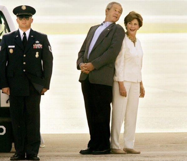 Забавный Буш (38 фото)