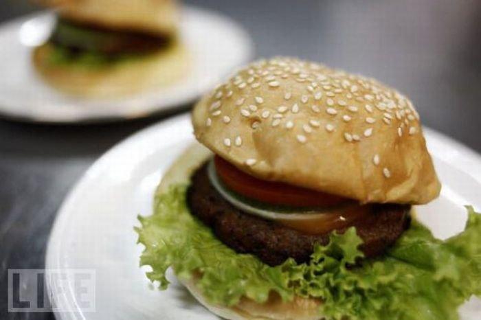 Гамбургеры в Индонезии (19 фото)
