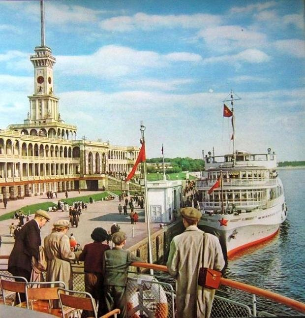 СССР в 60-х (36 фото)