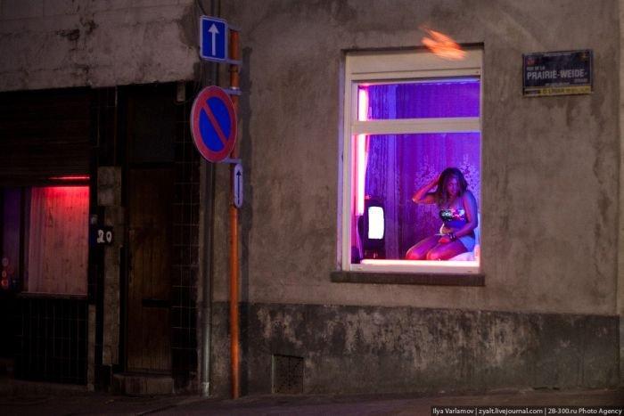 Район красных фонарей (39 фото)