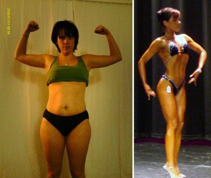До и после (50 фото)