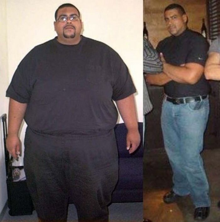 До и после. Часть 2 (54 фото)