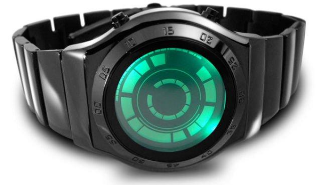 Креативные наручные часы (20 фото)