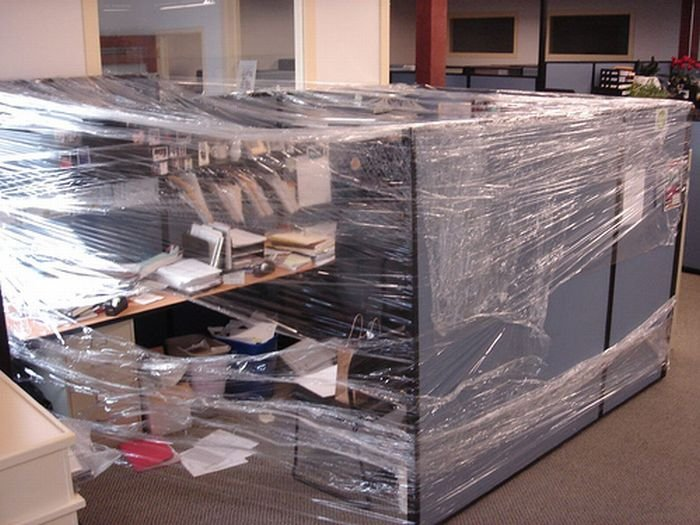 Приколы в офисе (21 фото)