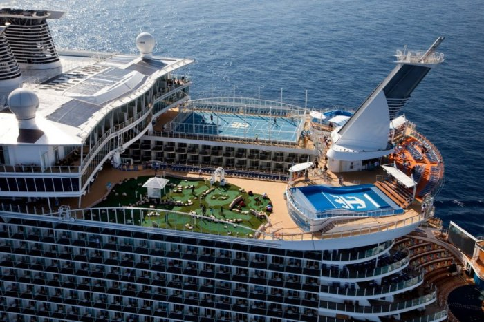 Oasis of the seas (80 фото + текст)