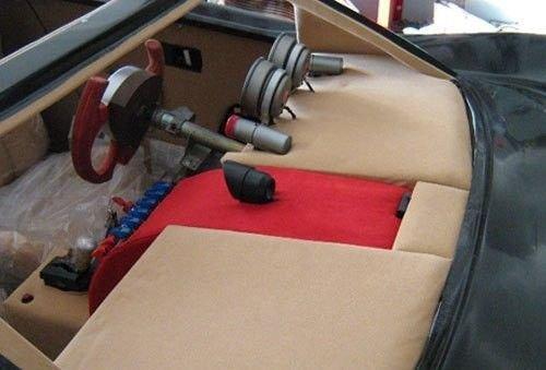 Самодельный суперкар (22 фото)