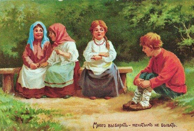 Русские пословицы в лицах (20 фото)