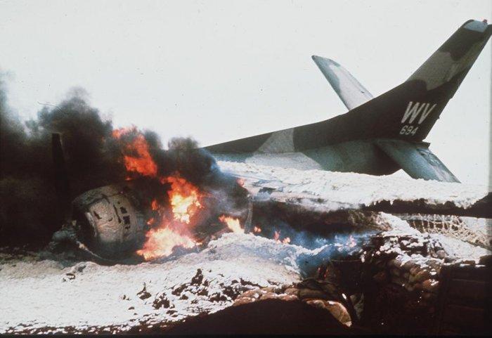 Война во Вьетнаме глазами фотографа (17 фото)