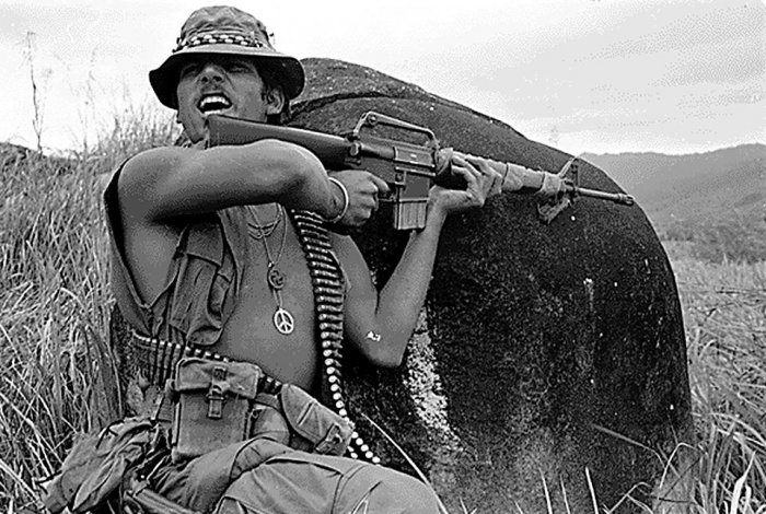 american experience of the vietnam war The vietnam war was the second-longest war in united states history, after the war in afghanistan the average age of the american soldier in vietnam was nineteen.