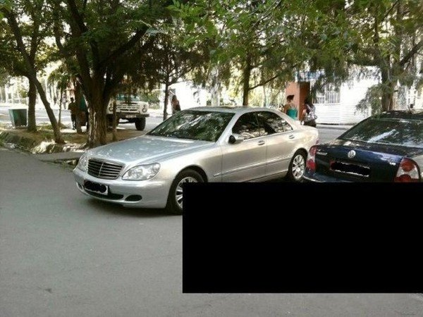 Припарковался (4 фото)
