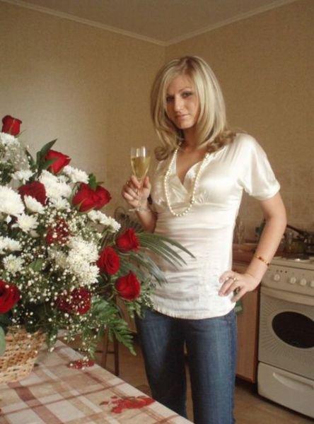 Анна Ферманова - еще одна русская шпионка (23 фото)