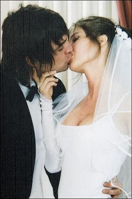 Интимные фотки Анны Чапман (11 фото)