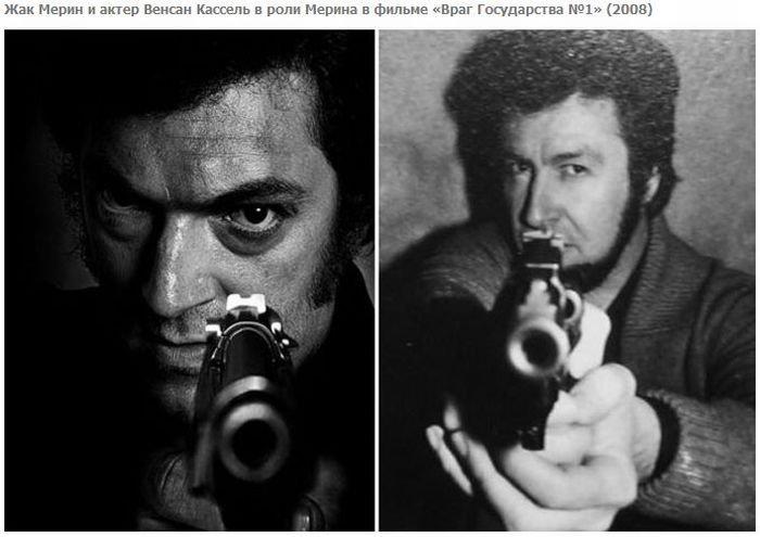 Герои документальных фильмов и их прототипы (42 фото)