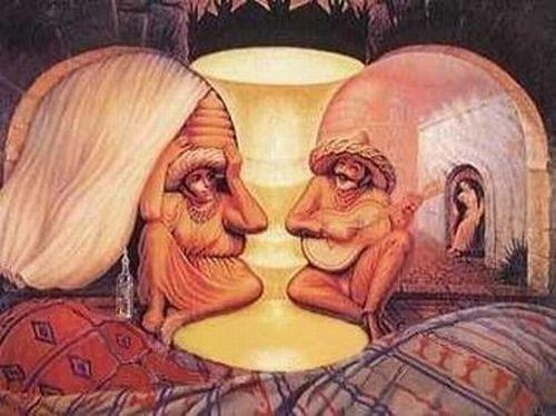 Оптические иллюзии (40 фото)