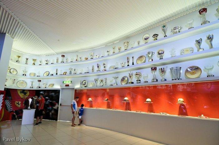 Музей Феррари (45 фото)