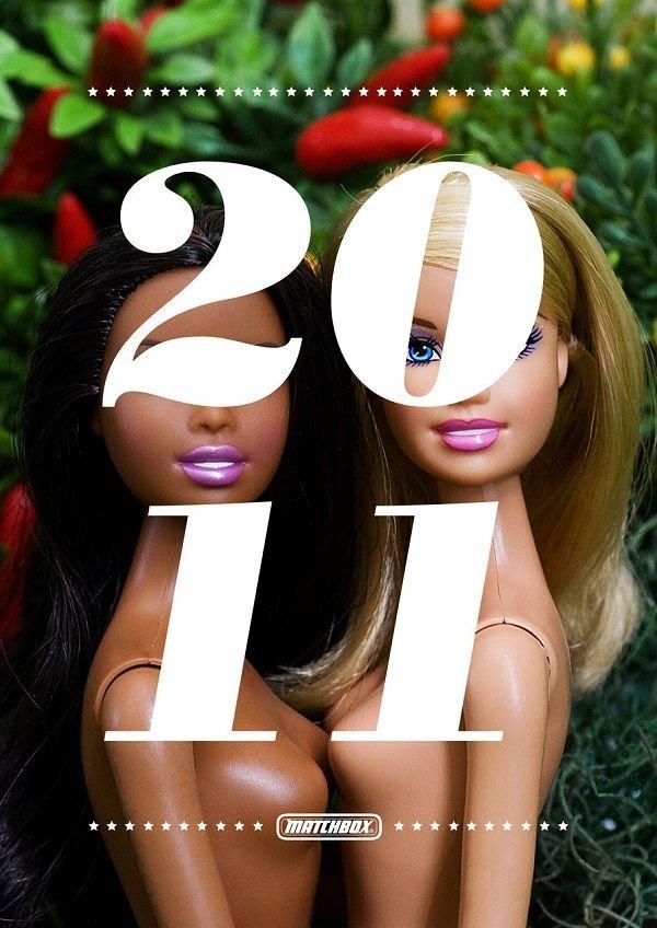 Кукольный календарь (26 фото)