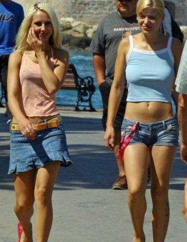 Девушки из социальных сетей США. Часть 2 (99 фото)