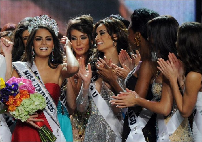 From all over the world participated in the finals of the Miss Univ…