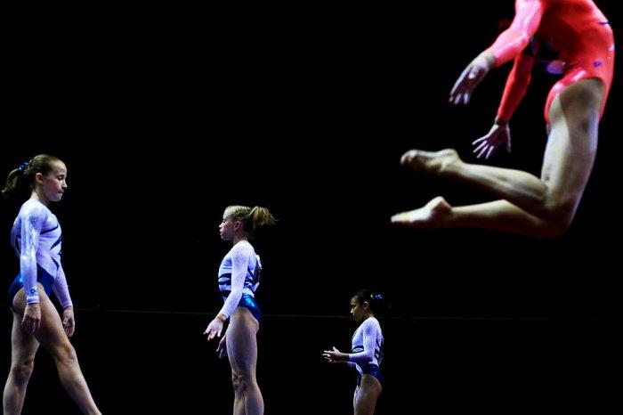 Стоп-кадры в спорте (20 фото)