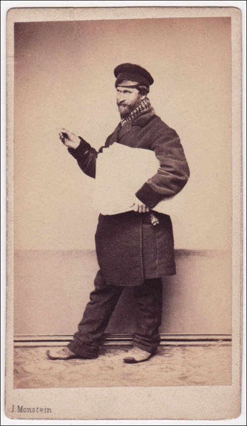 Жители Петербурга 150 лет назад (49 фото)